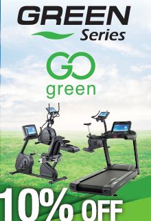 Green Series Fitness 10% OFF