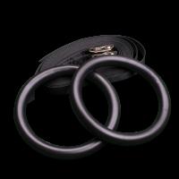 Body Solid BSTRINGS Aros para Crossfit Gimnasia Gym Rings con cinchos nylon ajustables