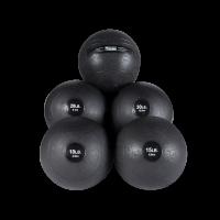 Body Solid Juego de Pelotas Slam Balls Body Solid BSTHB-PACK peso de 10, 15, 20, 25 y 30 Lbs.