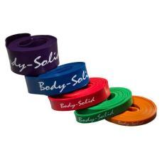 Body Solid Juego de Bandas / Ligas BSTB-5PACK