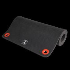 Body Solid Tapete BSTFM20 acolchonado para Yoga o Ejercicios de Piso, suave en rodillas lastimadas o espalda sensible 9.6mm