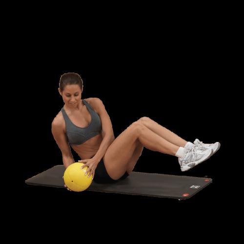 4dbf1241d ... Body Solid Tapete BSTFM20 acolchonado para Yoga o Ejercicios de Piso