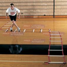 Agility Ladder Escalera de agilidad reacción y pliométricos