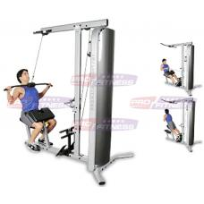 Inflight Fitness Multi lat arm with full Shrouds