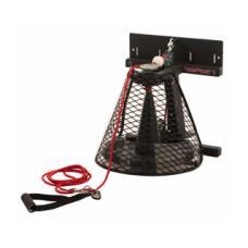 Versaclimber PVP Portable VersaPulley ejercicio rotational inertial resistance