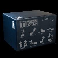 Cajón Ejercicios Pliométricos Suave Body Solid BSTSPBOX