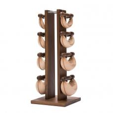 Mancuernas - Swing Tower Walnut-Classic